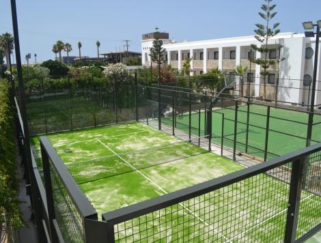 Padel γήπεδο